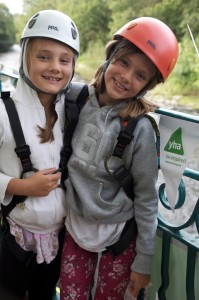 Youth Hostels throughout England and Wales held a whole host of family-friendly events at last year's inaugural YHA Day