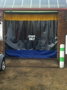Garage Curtains