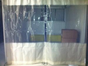 Workshop Curtains